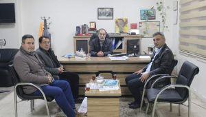 Yöntem Kolejinden Şanlıurfa Gazeteciler Birliğine Ziyaret