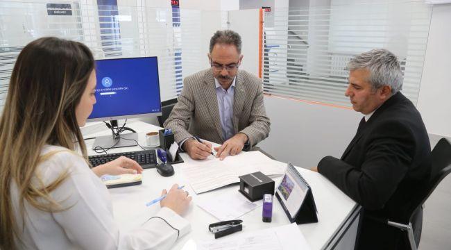 Başkan Kuş, Girişimiyle Banka Şubesi Açıldı!..