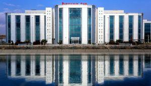 Harran Üniversitesi Araştırma ve Uygulama Hastanesi, Şanlıurfa Harran Üniversitesi Hastanesi Olarak Değişti.