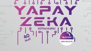 Harran Üniversitesi'nden Türkiye'de İlk Yapay Zeka Eğitimi
