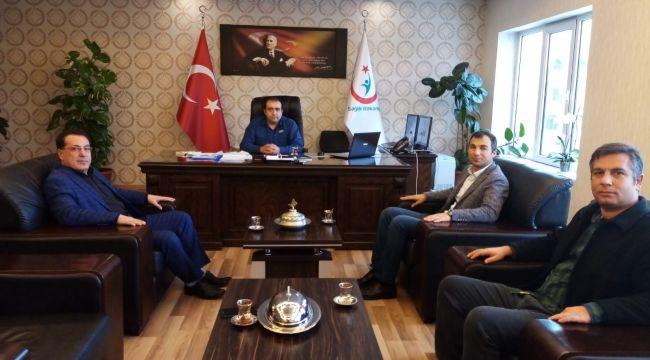 Mehmet Akif İnan Hastanesi Başhekimi, Sorularımıza İçten Cevaplar Verdi