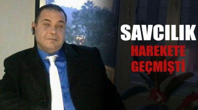 Ömer Seyfettin Bacaksız, gözaltına alındı