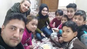 TÜRKAB, 16 yaşındaki Malik'in evine konuk oldu