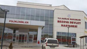 Bozova Devlet Hastanesi, yeni binasında hizmet vermeye başladı