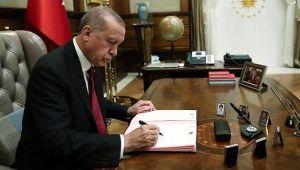 Erdoğan'ın imzasıyla üç bakanlığa yeni atamalar yapıldı