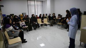 Haliliye Belediyesinden Kadınlara Eğitim