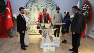 Haliliye'de 14 Şubat'ta 35 Çiftin Nikahı Kıyıldı