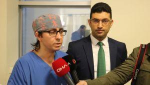 Harran Üniversitesi Tıp Fakültesi'nde İki Önemli Ameliyat Gerçekleşti