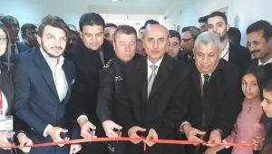 İkizce Köy Okulunda Kütüphane açılışı sevinci