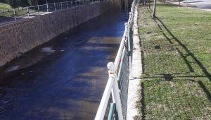 Karaköprü belediyesi sonbaharda aldığı tedbirlerle Kötü kokunun önüne geçti.