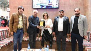 Şanlıurfa Büyükşehir'e 'En İyi Tanıtım Ödülü'