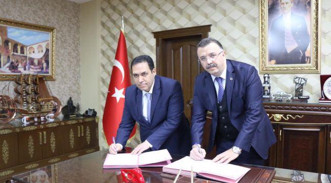 Şanlıurfa Cumhuriyet Başsavcılığı ile Aile, Çalışma ve Sosyal Hizmetler İl Müdürlüğü arasında protokol imzalandı