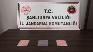 Urfa Jandarma'dan Uyuşturucu Operasyonu
