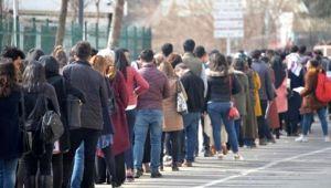 2020'nin Ocak ayında 163 bin kişi işsizlik maaşına başvurdu