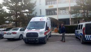 Erzincan'da bir kişi misafirhanede ölü bulundu