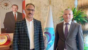 Eyyübiye Belediyesinde Başkan Yardımcısı Değişikliği