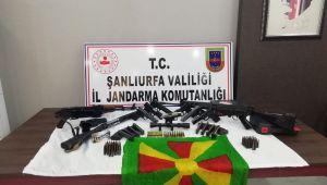 Şanlıurfa İl Jandarma'dan Operasyon