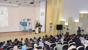 Yazar Cihan Aktaş HRÜ'deToplumsal Cinsiyet Üzerine Bir Konferans Verdi