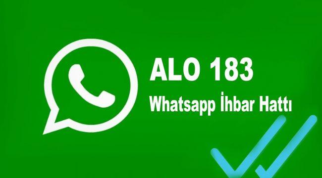 """Bakan Selçuk: """"ALO 183 Whatsapp İhbar Hattı Vatandaşlarımızın Hizmetinde"""""""