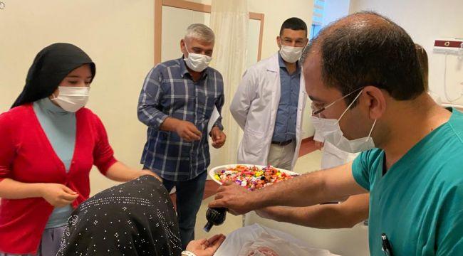 Başhekim Güzelçiçek'ten Ramazan Bayramı Mesajı