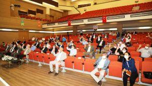 Büyükşehir Belediyesi Meclisi Olağanüstü Toplandı