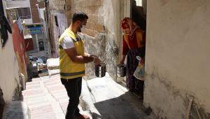 Haliliye, Vatandaşların Duasını Almaya Devam Ediyor