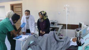 Modernize Edilen Resulayn Hastanesi Şifa Dağıtıyor