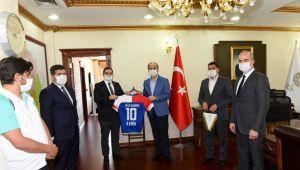 Şampiyon Haliliye Belediyespor'a Tebrikler