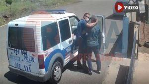 Urfa'da kendisine kötü muamele de bulunan öğretmen polislerden şikayetçi oldu