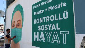 Büyükşehir Belediyesi Görüntü Kirliğinin Önüne Geçiyor