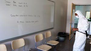 Büyükşehir Belediyesi Sınav Öncesi Okulları Hazırlıyor