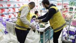 Haliliye'de İhtiyaç Sahibi Vatandaşlara Destek Sürüyor