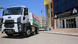Karaköprü Belediyesi Araç Filosunu Güçlendiriyor