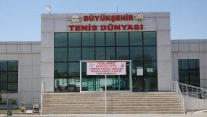 Şanlıurfa'da Havuzlar Ve Spor Tesisleri Açılıyor