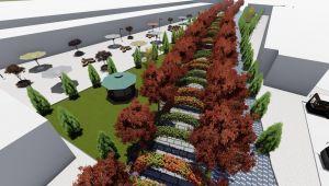 Şanlıurfa Yeşil Koridor Projesi İle Yeşillenecek