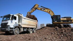 Seyrantepe'ye Yeni Yollar Kazandırılıyor