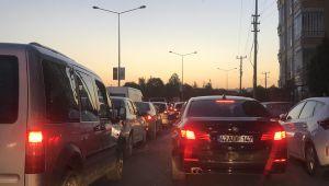Urfa'da Trafik Felç Oldu