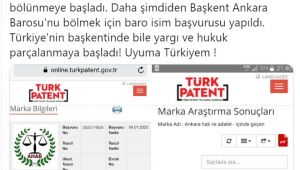 Çoklu baro teklifi, AKP ve MHP'nin oylarıyla komisyonda kabul edildi; ilk başvuru yapıldı: AHAB