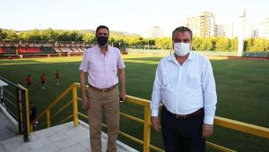 Futbolcular uğurlandı, tesis yeniden ilaçlandı
