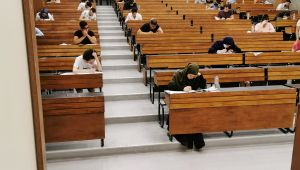 Harran Üniversitesi'nde Yabancı Öğrenci Sınavının (HARRANYÖS 2) İkinci AşamasıYapıldı