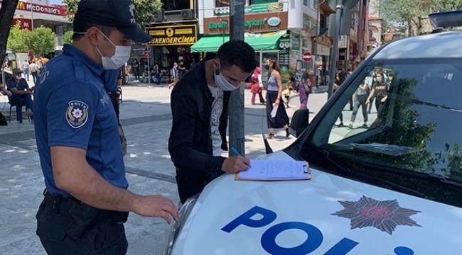 Polis Maske Cezası Kesemez! Haberine Emniyetten Açıklama…