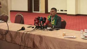 Şahin: Urfaspor Başkanlığı İçin Ben Varım