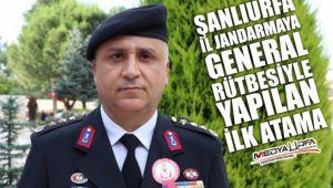 Şanlıurfa İl Jandarma Komutanı değişti!
