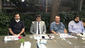 Şanlıurfa Tabipler Odası Başkanlığına Aday Olan Bağış; Yönetim Kadrosunu Tanıttı