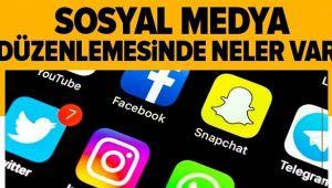 Sosyal Medyaya Nasıl bir Düzenleme Yapılıyor