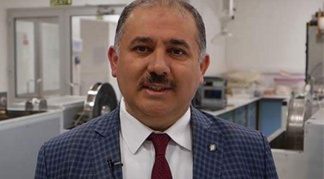 Urfalı İsim İstanbul'da Rektör Oldu
