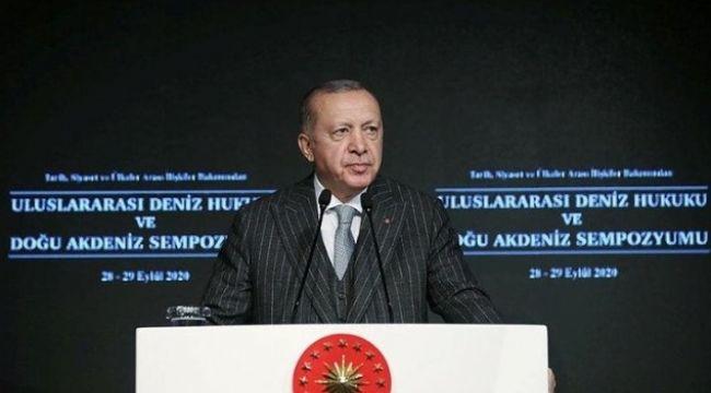 Başkan Erdoğan'dan artık hesap vakti geldi