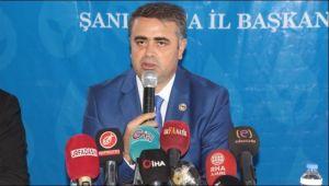 DEVA Partisi İl Başkanı Tüysüz Urfa Hakkında Konuştu