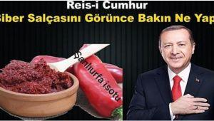 Erdoğan Biber Reçelini Görünce Bakın Ne Yaptı