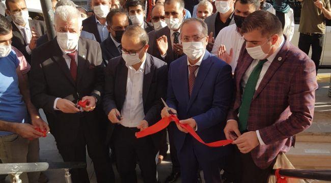 Gelecek Partisi, Mardin'e Çıkarma Yaptı
